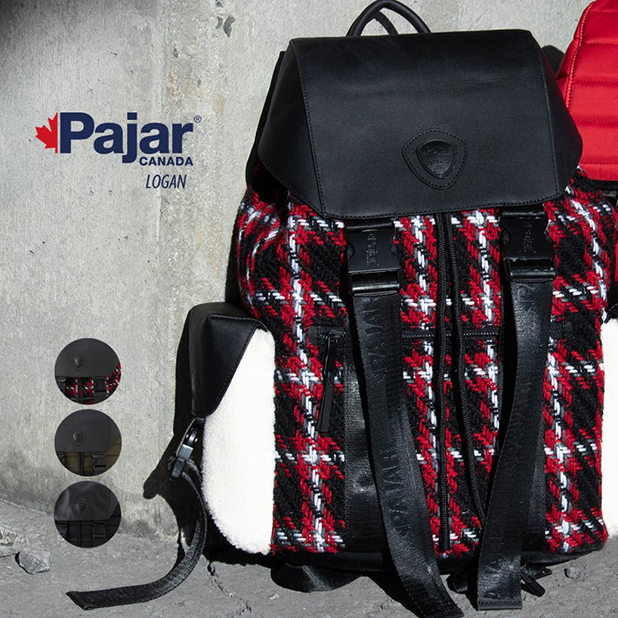 メンズ レディース ユニセックス Pajar CANADA LOGAN BACKPACK パジャールカナダ ローガン バックパック 1