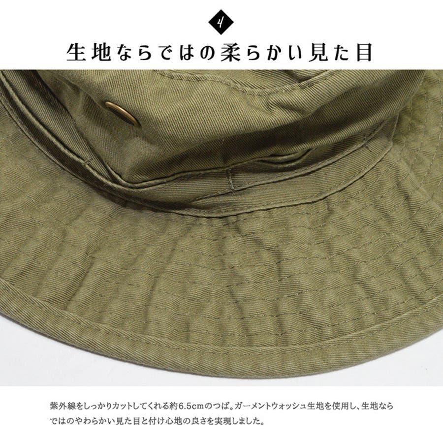 SCALA スカラ ハット ANCHOR BH56 アンカー メンズ 紳士 男性 帽子 キャップ アウトドア 8