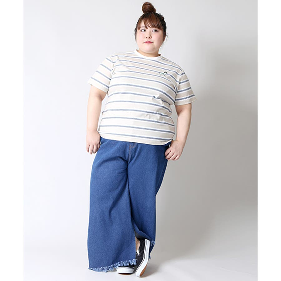 FUGUドッグボーダーTシャツ 3