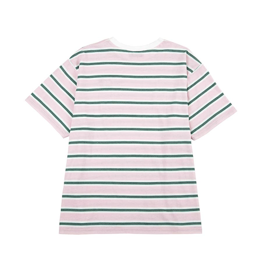 FUGUドッグボーダーTシャツ 8