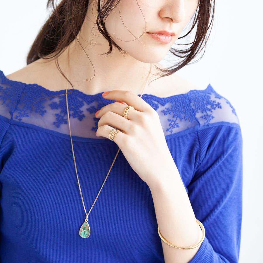 twinkle tears necklace 1