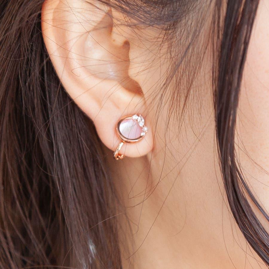 circle bijou earring 2