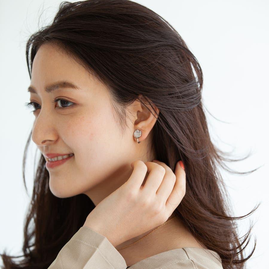 circle bijou earring 3