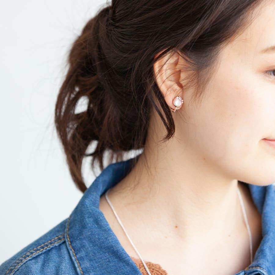 circle bijou earring 5