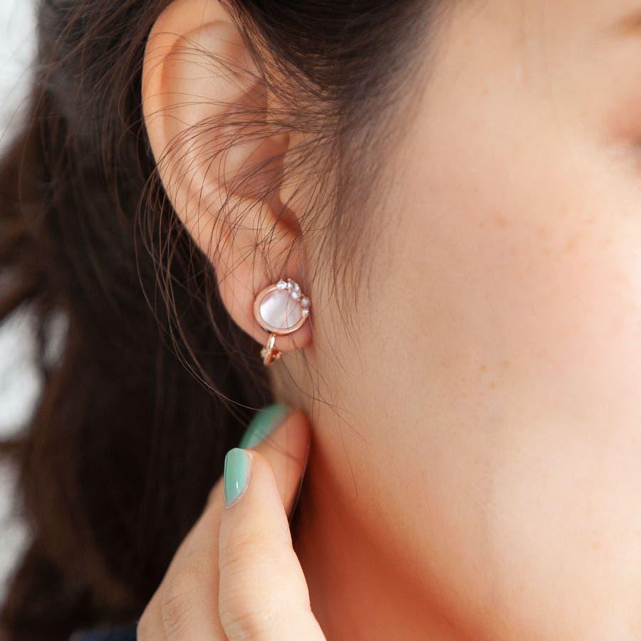 circle bijou earring 6