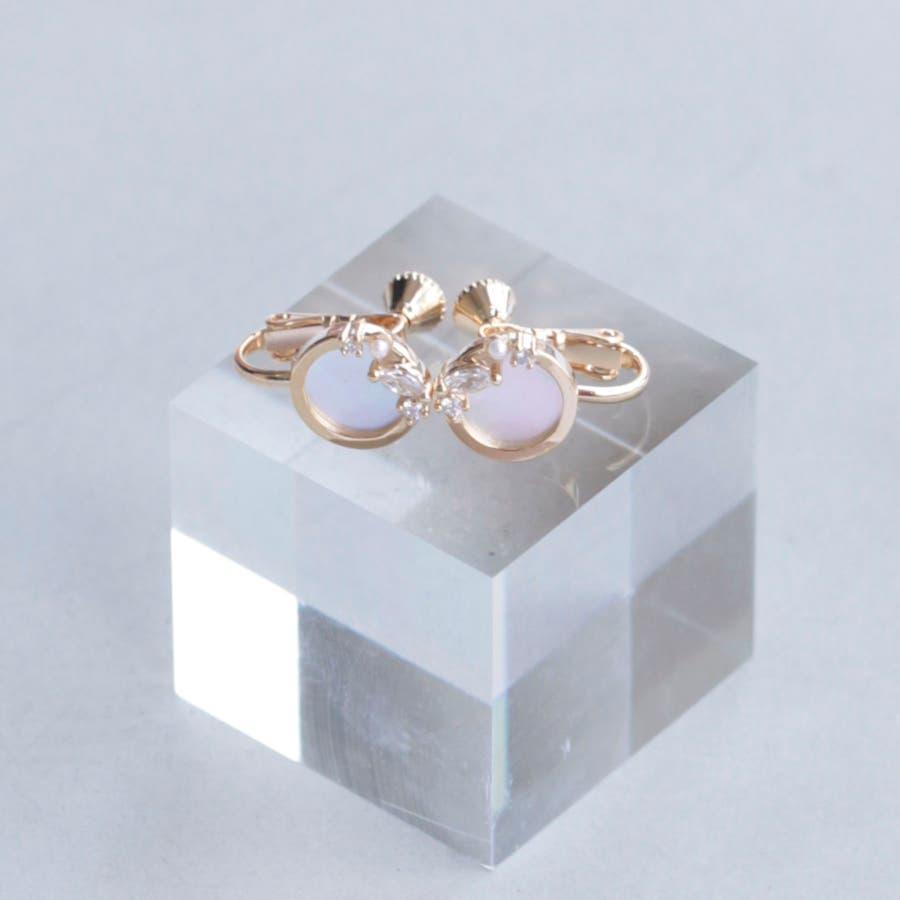 circle bijou earring 105