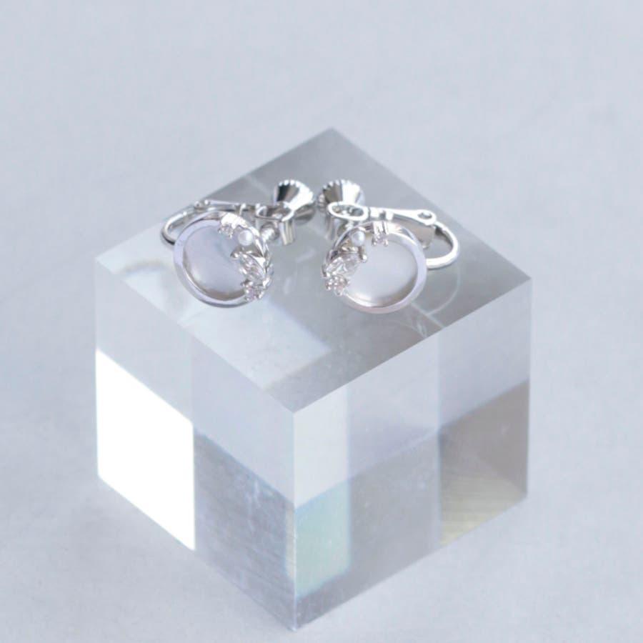 circle bijou earring 16