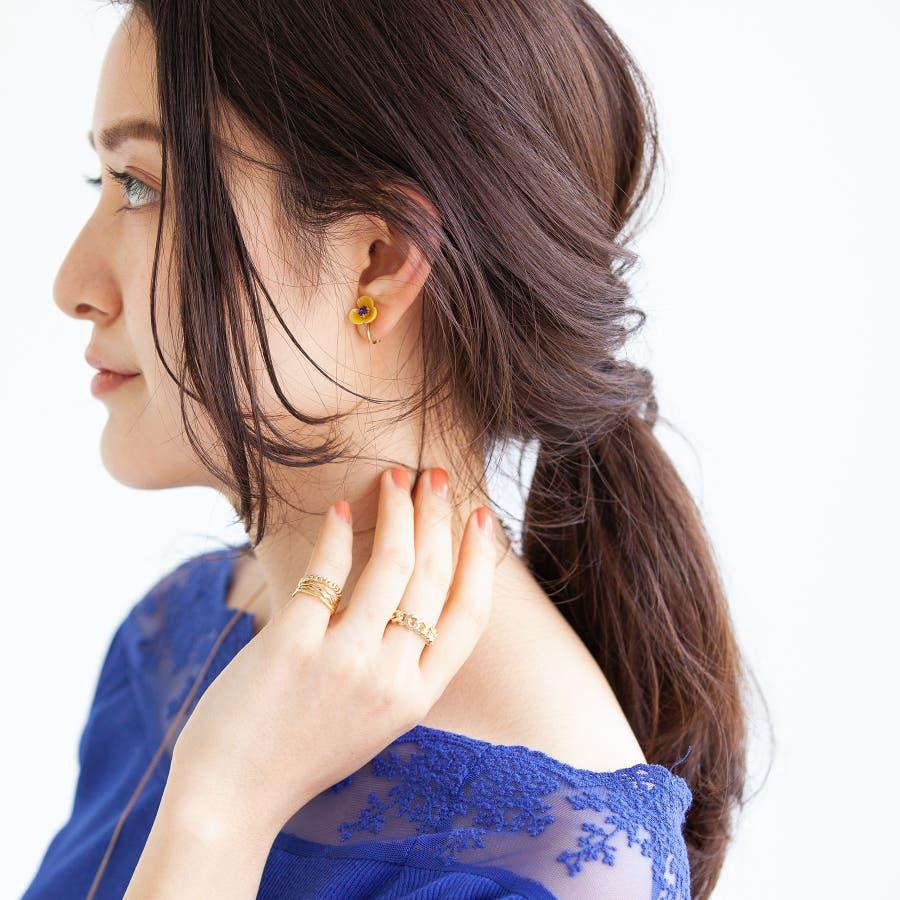 sweet blossom earring 3