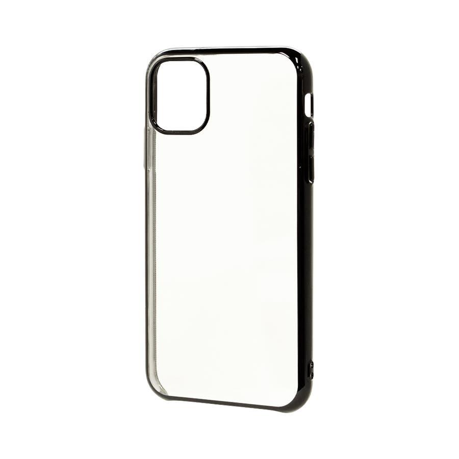 ラスタバナナ iPhone11 Pro ケース カバー ハード トライタン メタルフレーム アイフォン スマホケース 2