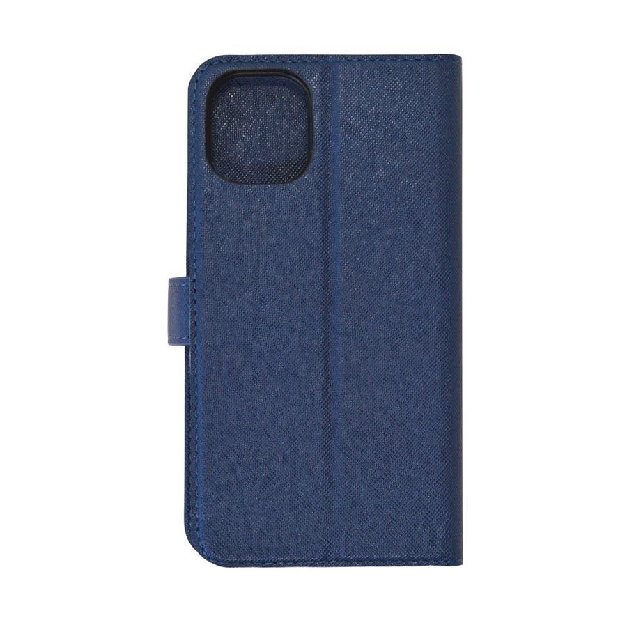 ラスタバナナ iPhone11 Pro ケース カバー 手帳型 2WAY スナップケース+ハードケース マグネット固定式 アイフォンスマホケース 4