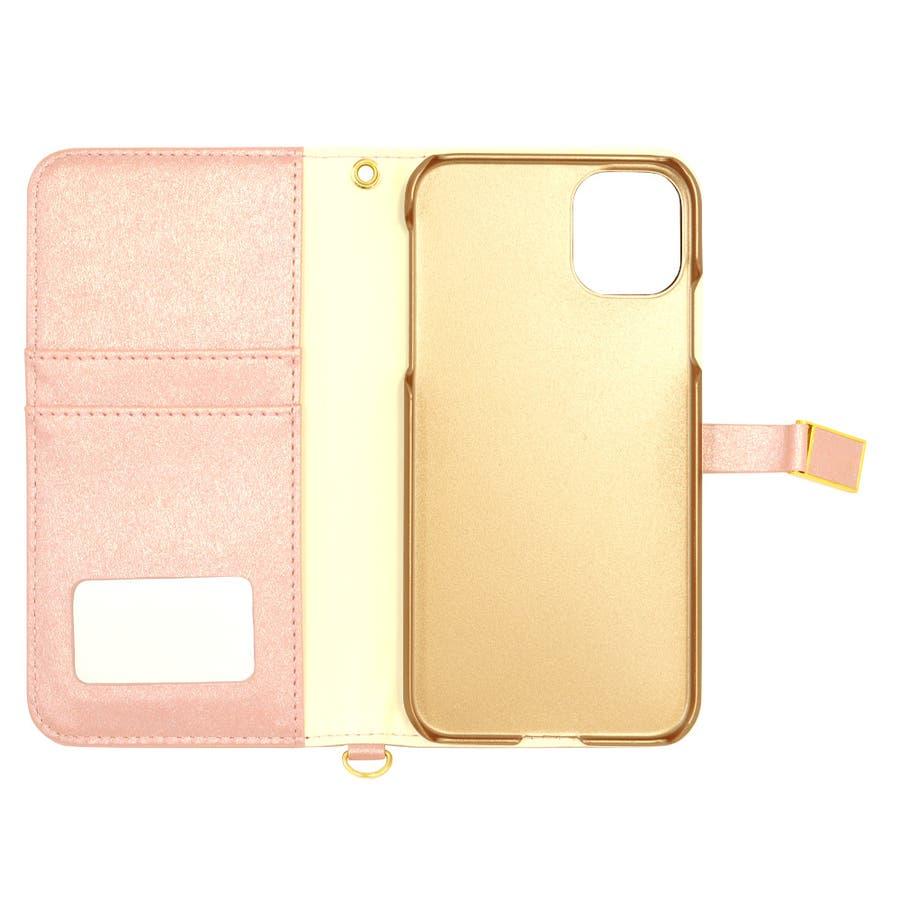 ラスタバナナ iPhone11 ケース カバー 手帳型 viviana アイフォン スマホケース 3