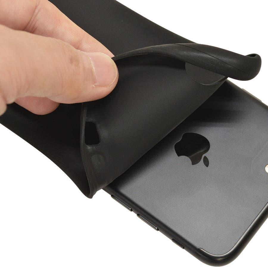 ラスタバナナ iPhone SE 第2世代 iPhone8 iPhone7 iPhone6s 共用 ケース カバー ソフト シリコンアイフォン SE2 2020 スマホケース 8