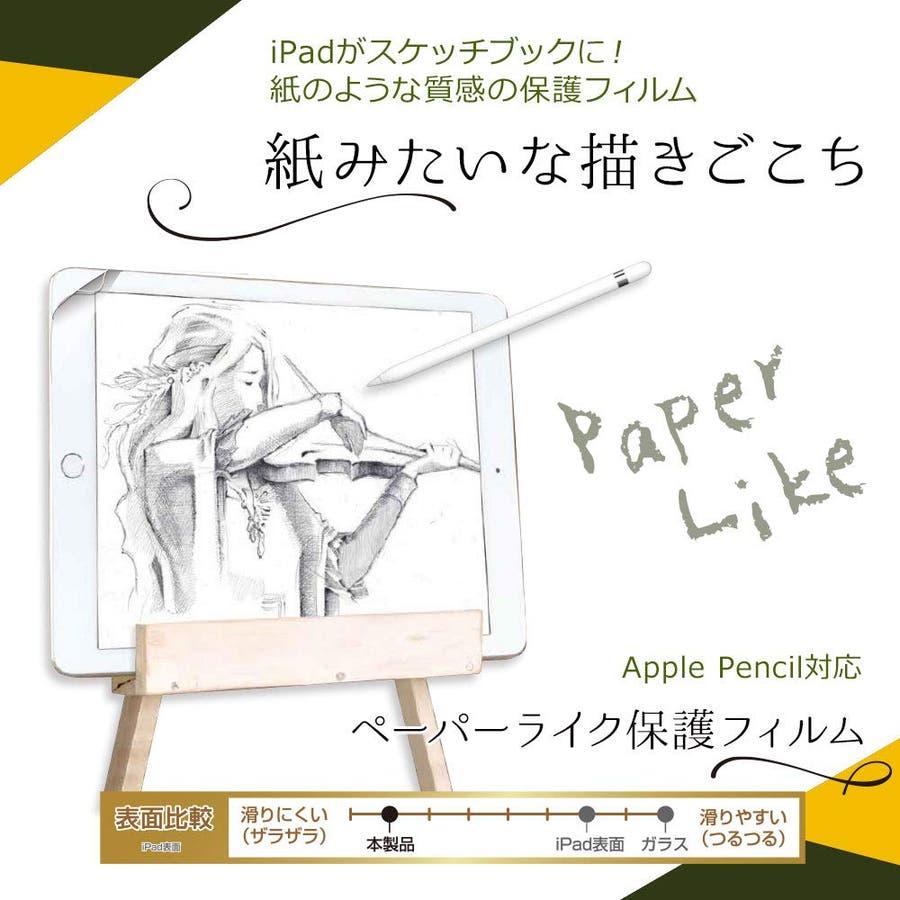 ラスタバナナ フィルム iPad Air3 第3世代 iPad Pro 10.5インチ 平面保護 ペーパーライク アイパッド液晶保護PL1820IPA3 3
