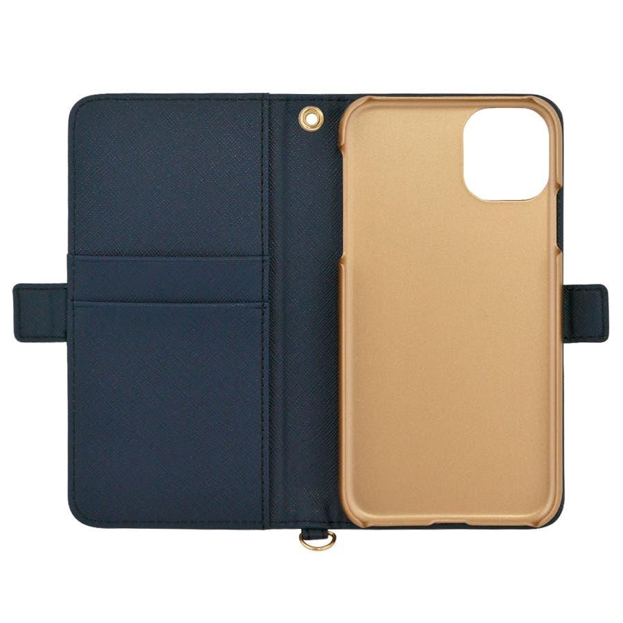ラスタバナナ iPhone11 Pro Max ケース カバー 手帳型 ハンドストラップ付き アイフォン スマホケース 3