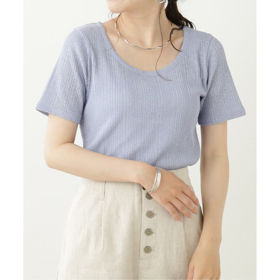 シアーコンパクトTシャツ 1