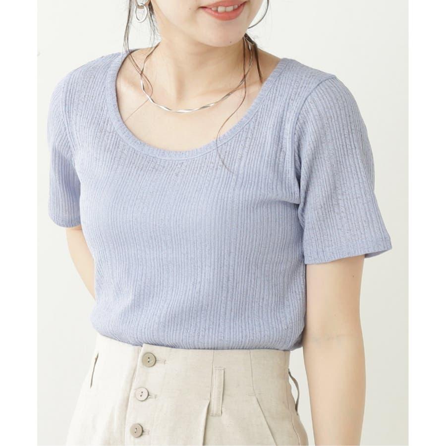 シアーコンパクトTシャツ 2