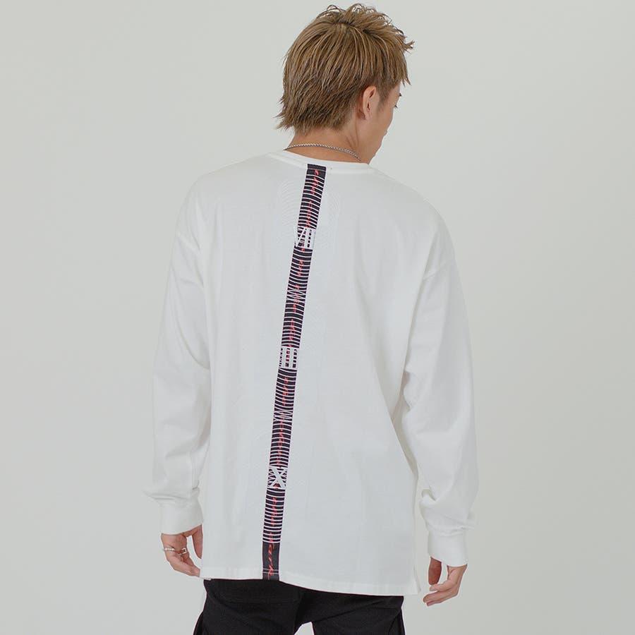 サークル刺繍ビッグロンT 16