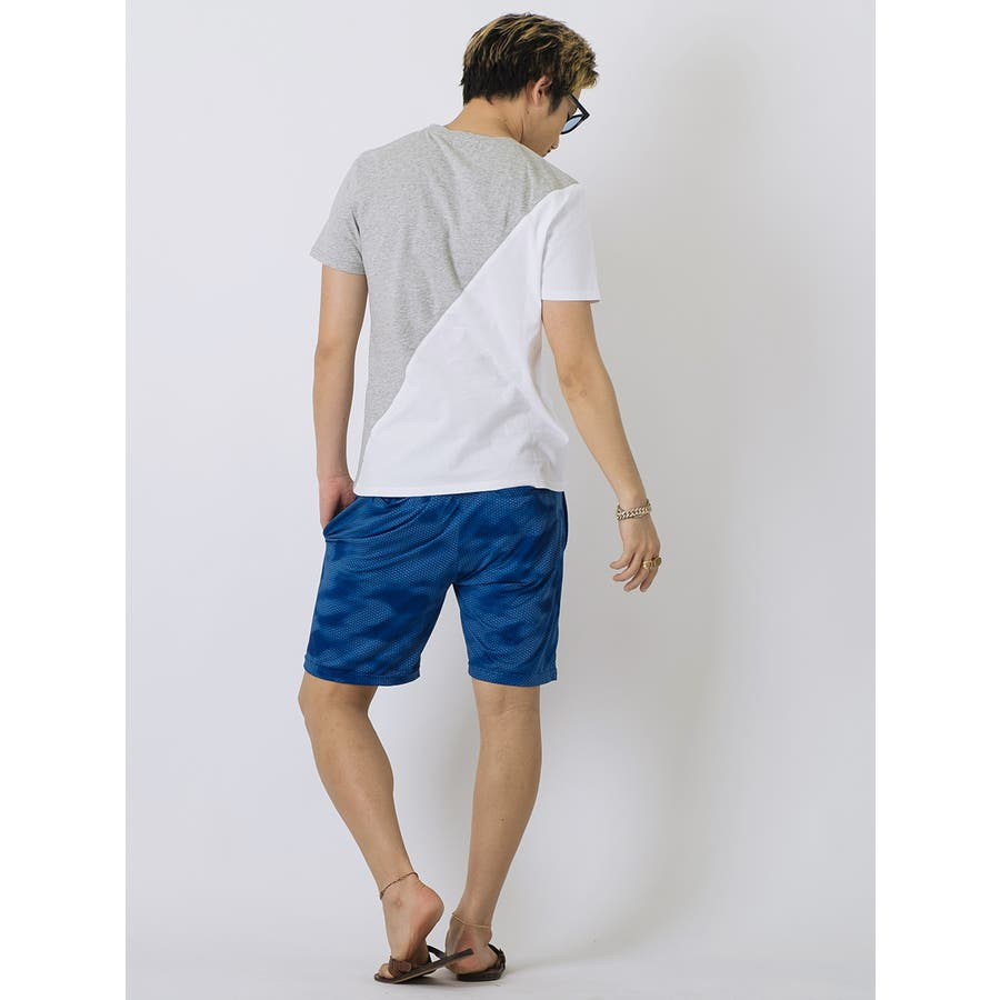 SUNSET BEACH切替Tシャツ 8