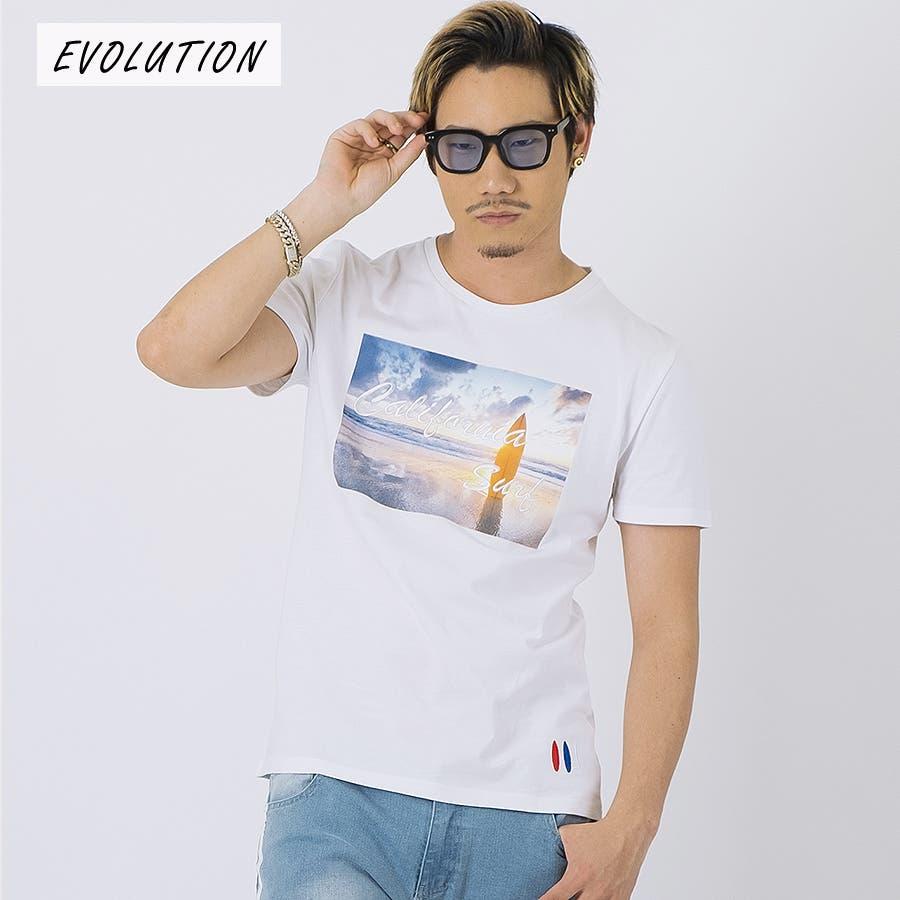 フォトラバープリントTシャツ 16