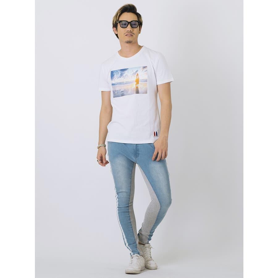 フォトラバープリントTシャツ 3