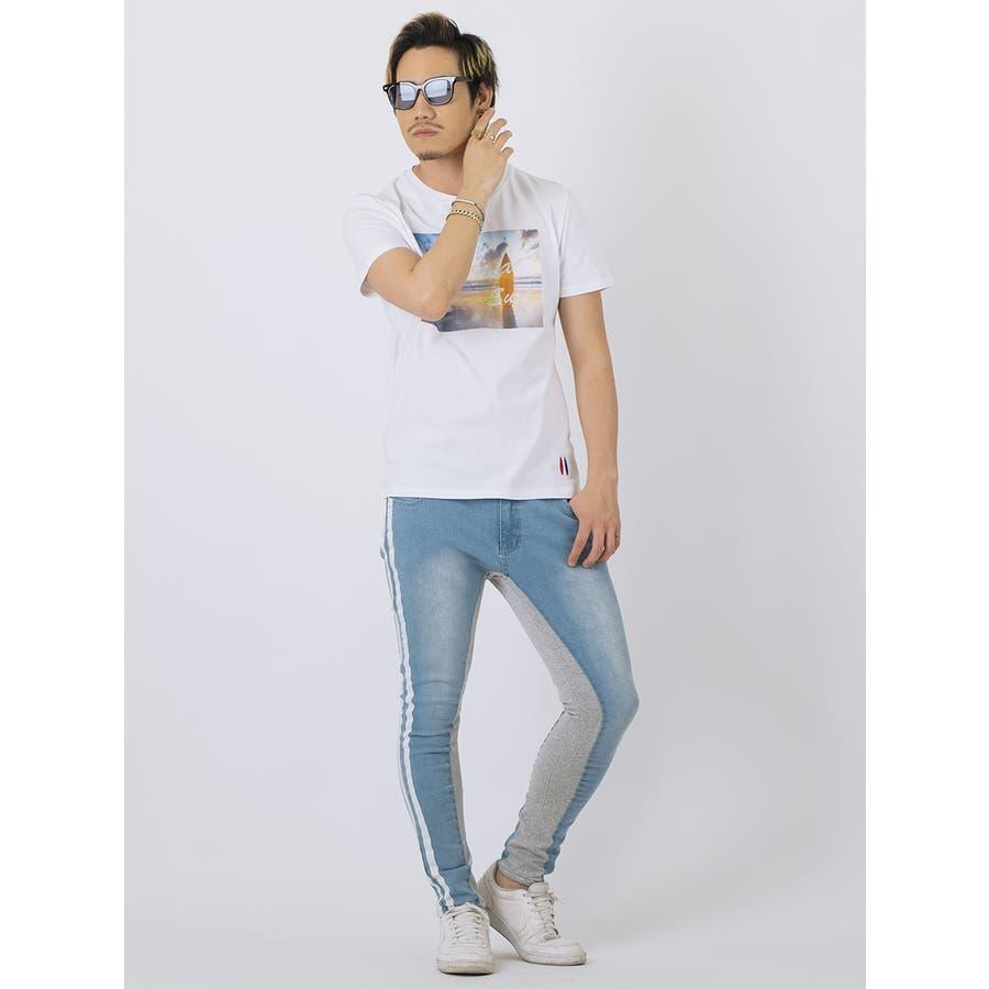 フォトラバープリントTシャツ 4