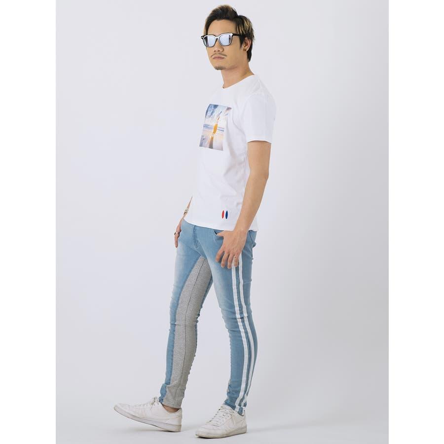 フォトラバープリントTシャツ 5
