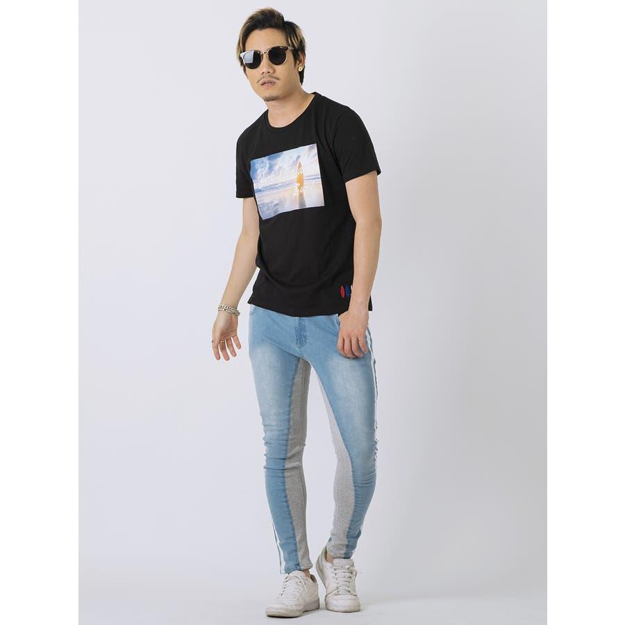 フォトラバープリントTシャツ 7
