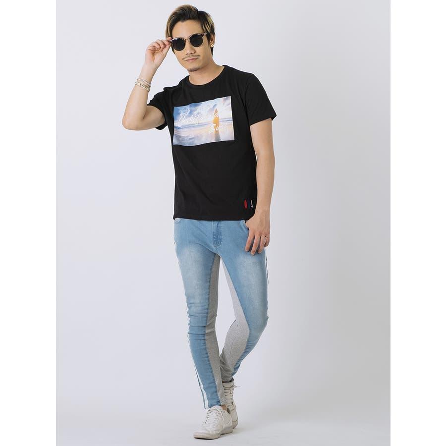 フォトラバープリントTシャツ 8