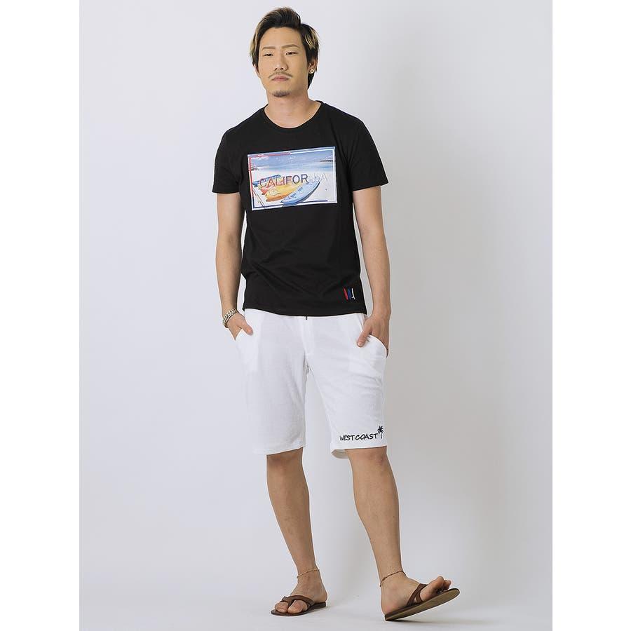 エンボスフォトTシャツ 7