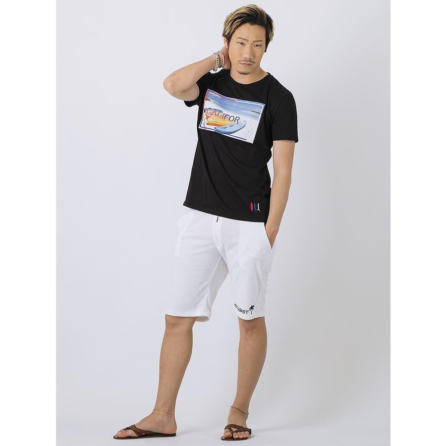 エンボスフォトTシャツ 8