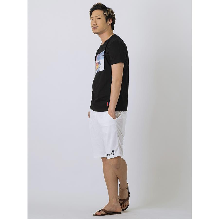 エンボスフォトTシャツ 9