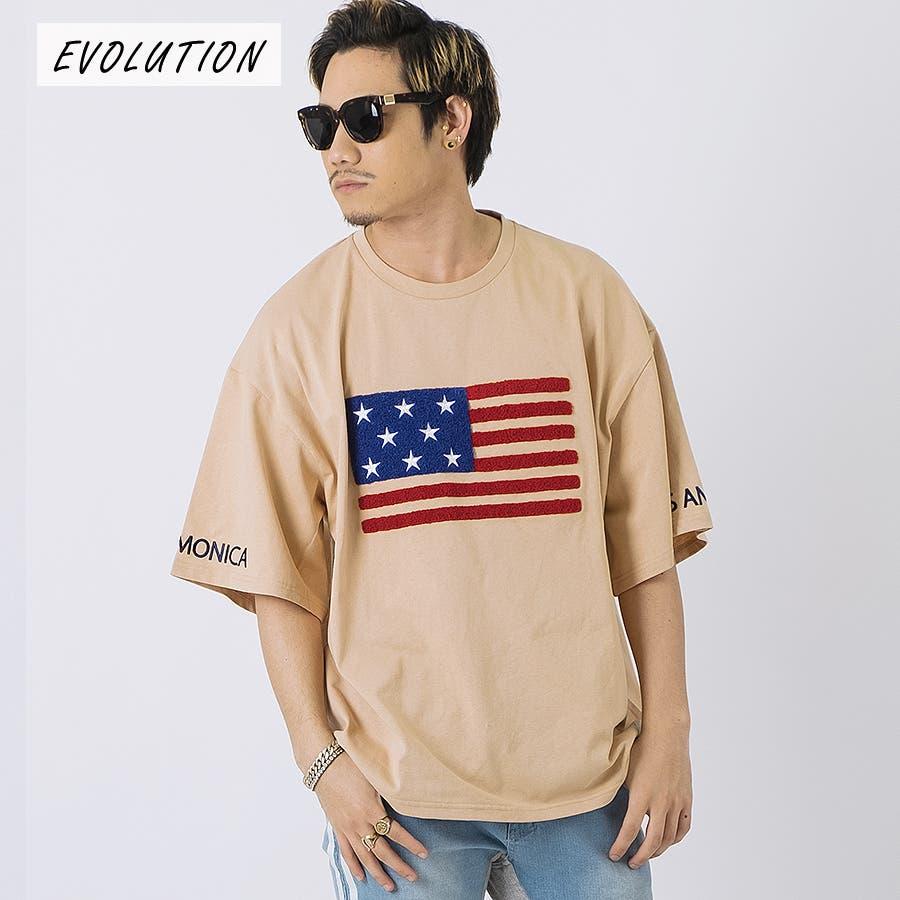 星条旗ビッグTシャツ 41