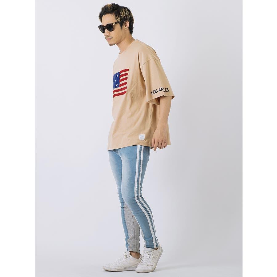 星条旗ビッグTシャツ 10