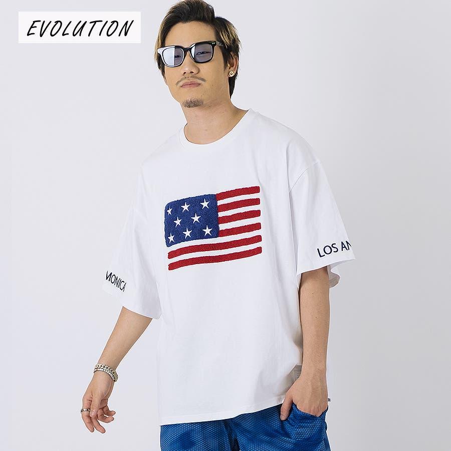 星条旗ビッグTシャツ 16