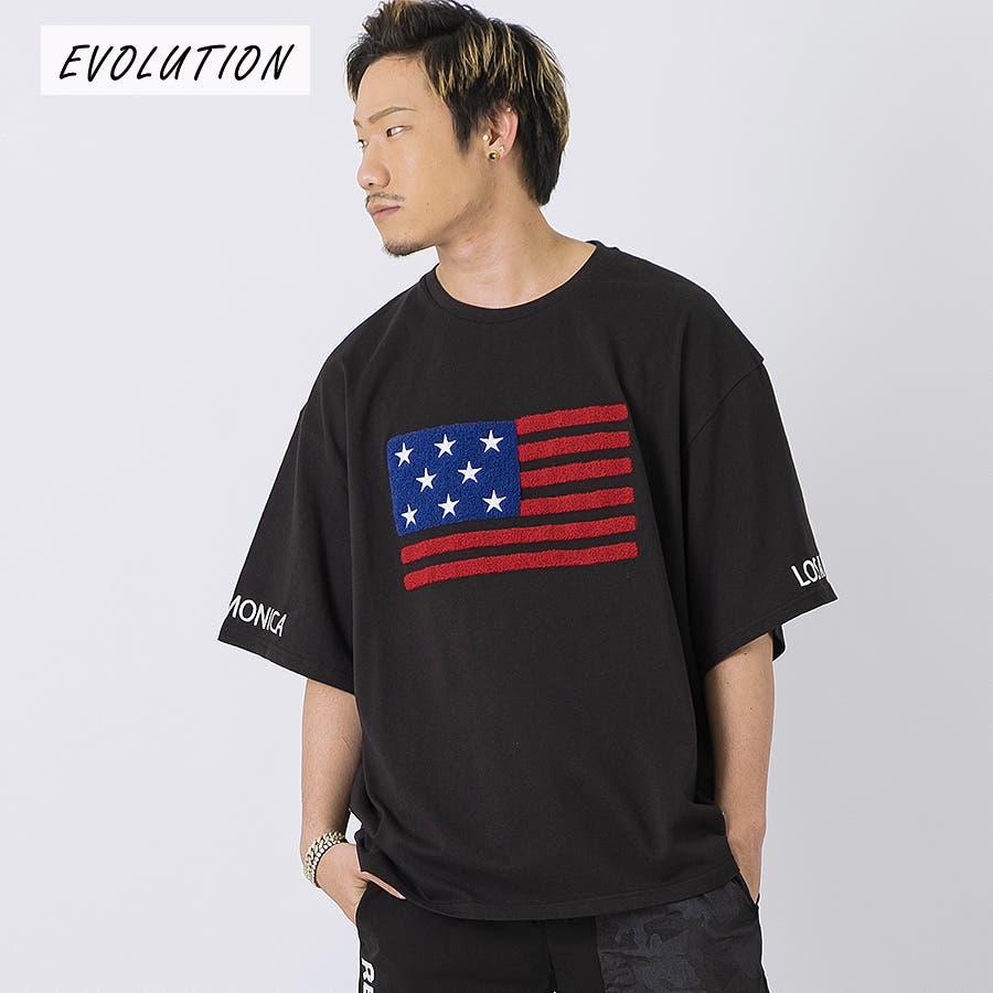 星条旗ビッグTシャツ 21