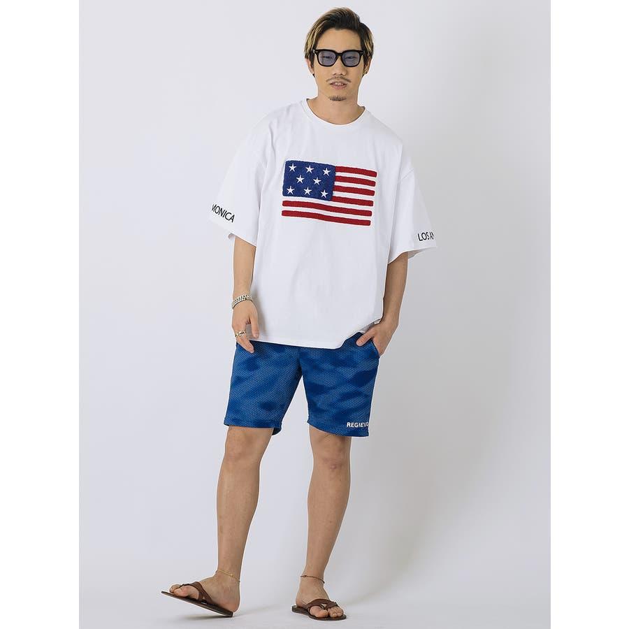 星条旗ビッグTシャツ 4