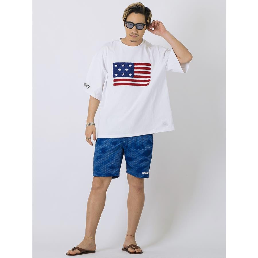 星条旗ビッグTシャツ 5