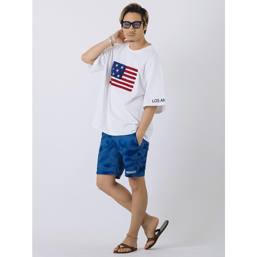 星条旗ビッグTシャツ 6