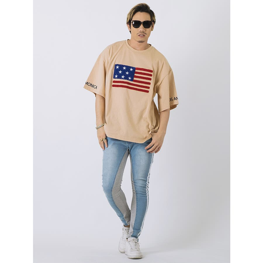 星条旗ビッグTシャツ 8