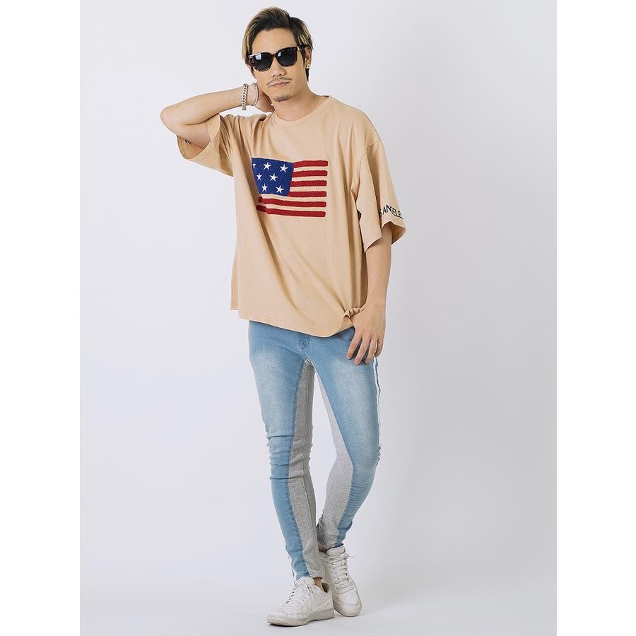 星条旗ビッグTシャツ 9