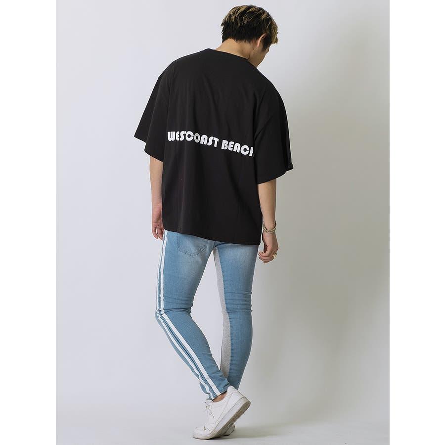 オーガンジー3DビッグTシャツ 10