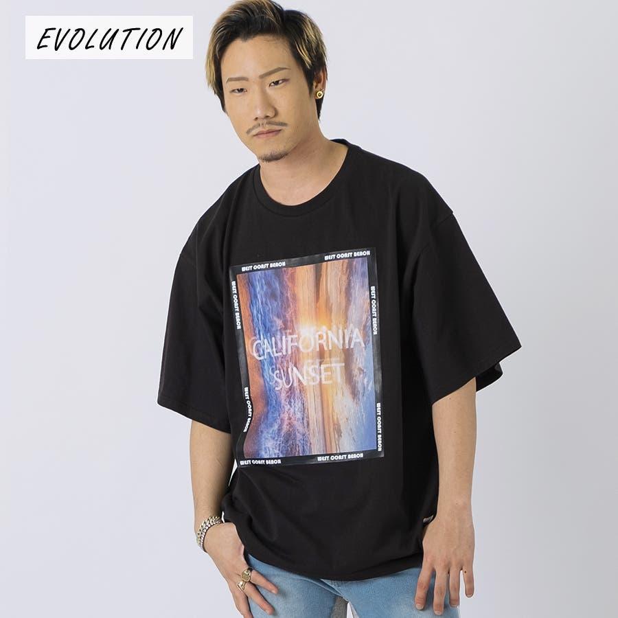 オーガンジー3DビッグTシャツ 21