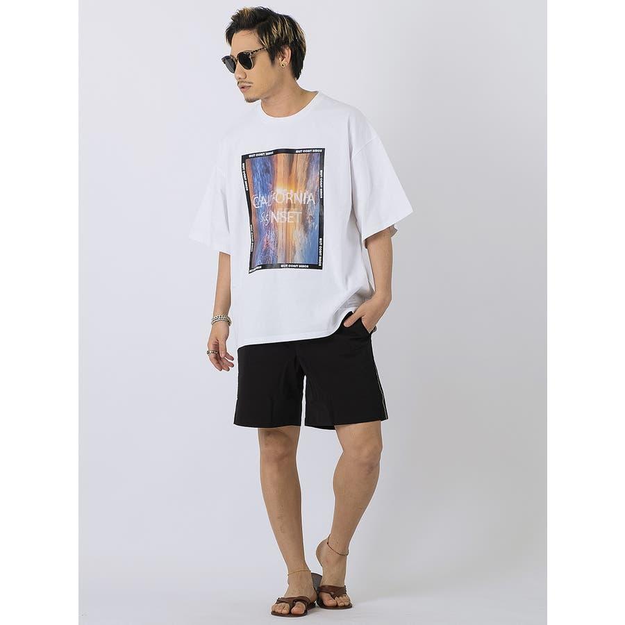 オーガンジー3DビッグTシャツ 3