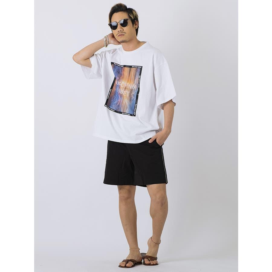 オーガンジー3DビッグTシャツ 4