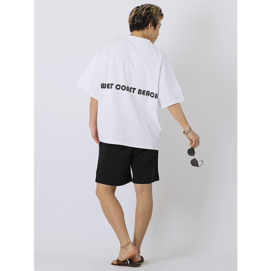 オーガンジー3DビッグTシャツ 6