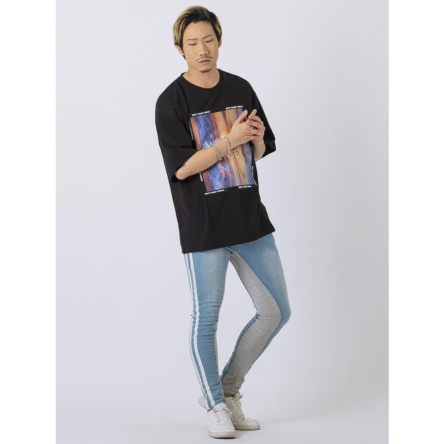 オーガンジー3DビッグTシャツ 7