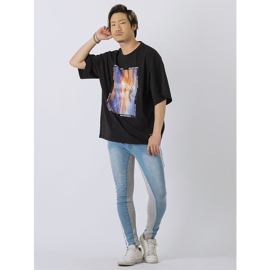 オーガンジー3DビッグTシャツ 8