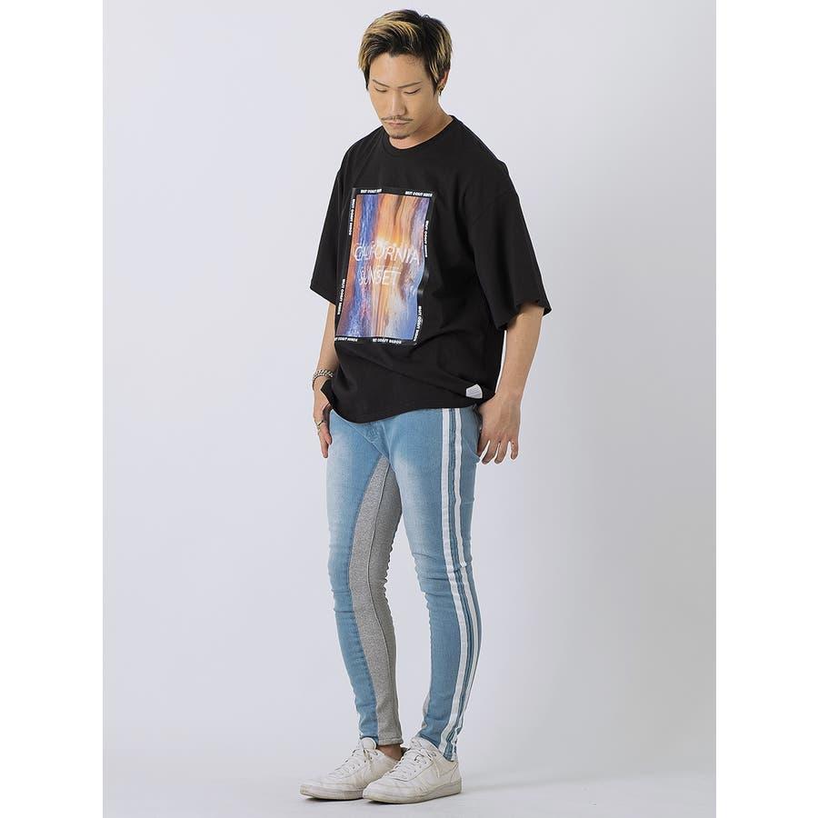 オーガンジー3DビッグTシャツ 9