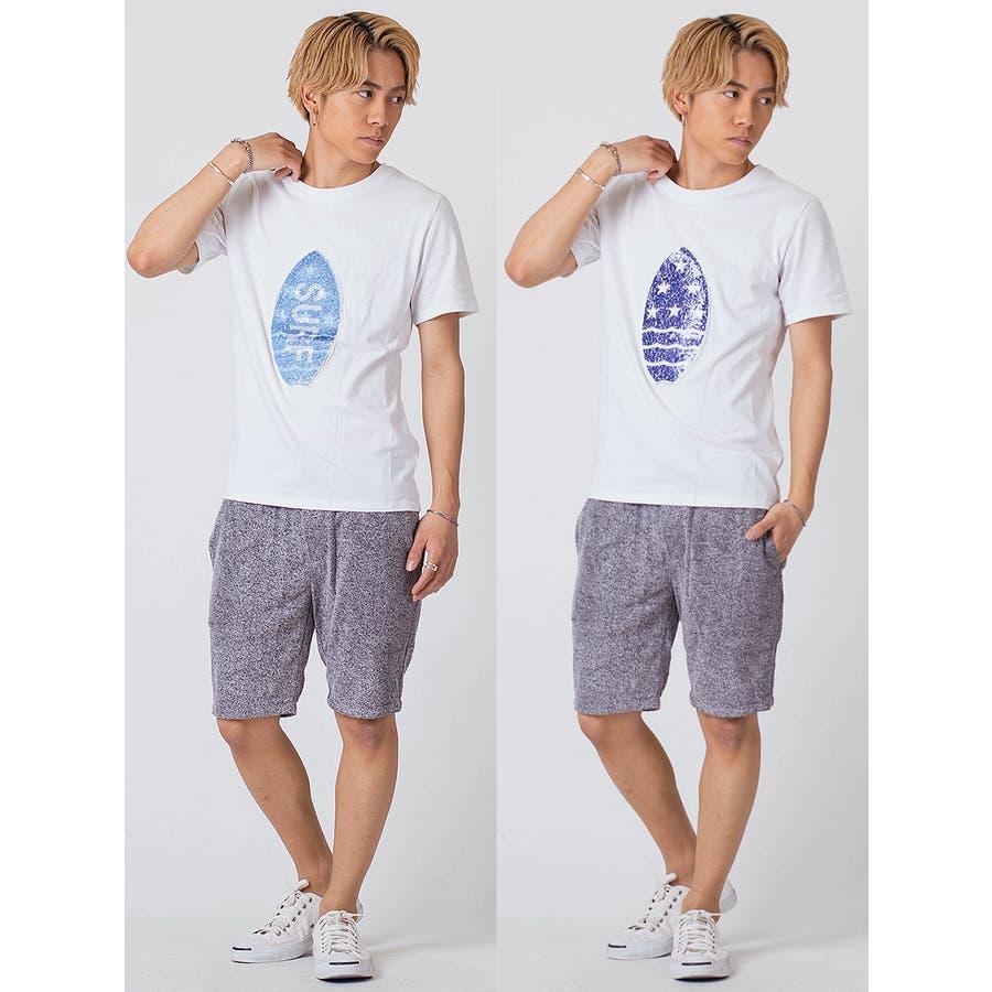 スパンコールTシャツ 6