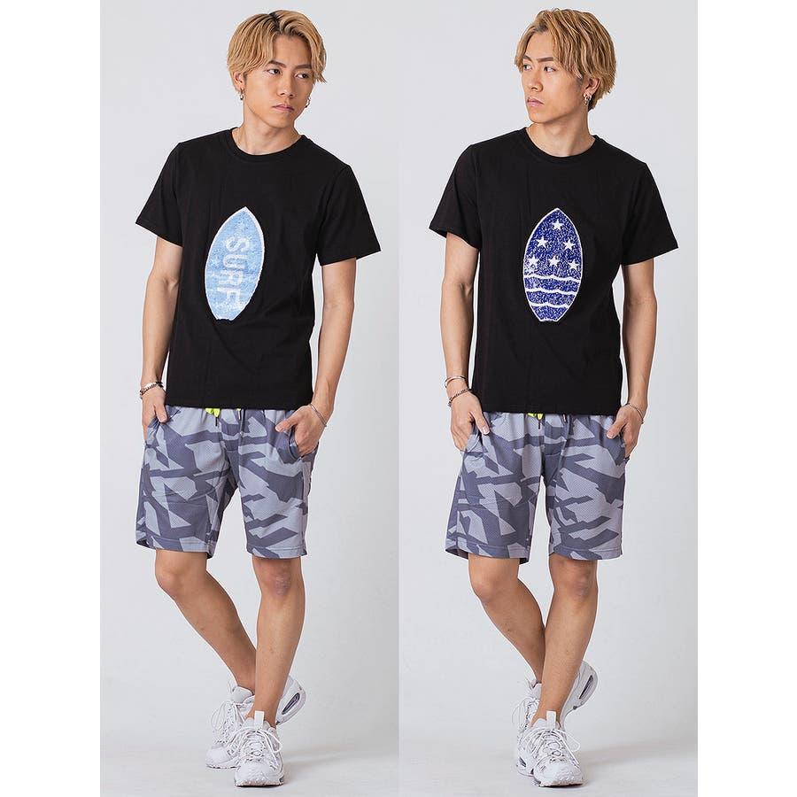 スパンコールTシャツ 9